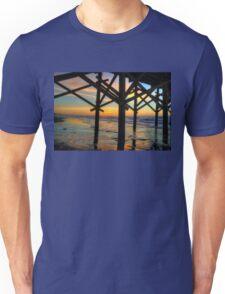 Apache Pier Sunrise Unisex T-Shirt