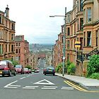Gardner Street. Glasgow by Stuart  Fellowes