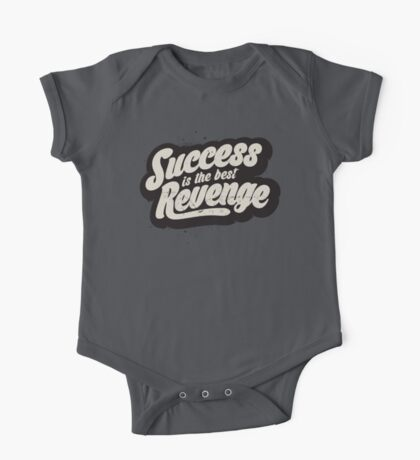 SUCCESS IS THE BEST REVENGE One Piece - Short Sleeve