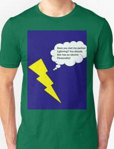 Lightning Pun T-Shirt