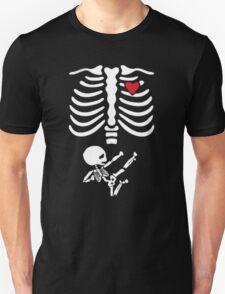 Pregnant Skeleton T-Shirt