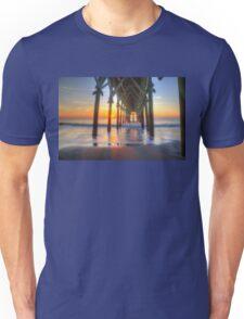 First sunrise of 2015 Unisex T-Shirt