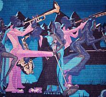 Midnight Blues by Kimberly E Banks