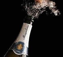 Opening Champagne by taiche