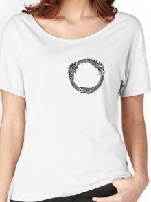 The Elder Scrolls logo Women's Relaxed Fit T-Shirt