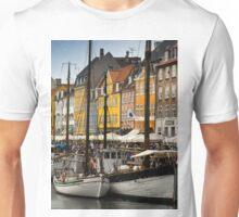 Nyhavn (Copenhagen) Unisex T-Shirt