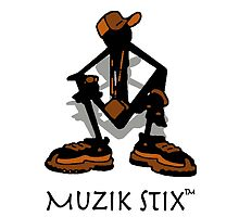 Nas- Muzik Stix Collection by Kimberly E Banks