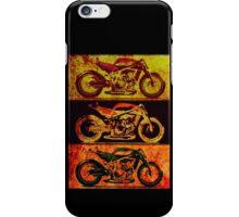 Fast Naked Bike iPhone Case/Skin