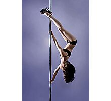 Pole Art  - Inverted D Photographic Print