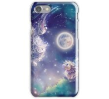 Wishing upon a Blue Moon iPhone Case/Skin