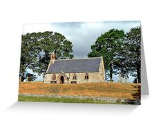 Lyne Kirk Greeting Card