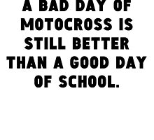 A Bad Day Of Motocross by GiftIdea