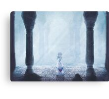 Birth of a Paladin (only 50!) Canvas Print