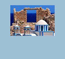 Sacred gate of the Aegean Unisex T-Shirt