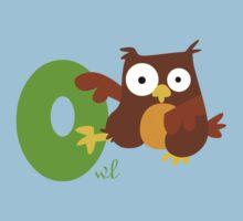 o for owl Kids Clothes