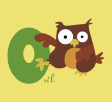 o for owl Kids Clothes