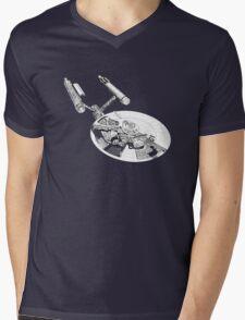 Star Trek - Enterprise - Blueprint  T-Shirt