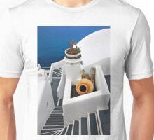 Cycladic geometry Unisex T-Shirt