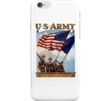 US Army -- Guardian Of The Colors iPhone Case/Skin