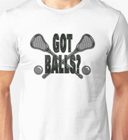 Lacrosse Got Balls Unisex T-Shirt