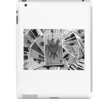 Three of Swords iPad Case/Skin
