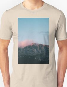 Mountains in the background VII Unisex T-Shirt