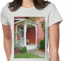 VICTORIAN WELCOME (Welcome 3) Womens Fitted T-Shirt