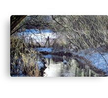 The Sound Of Silence Metal Print