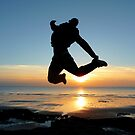 Sunset Jump by Mike Butchart