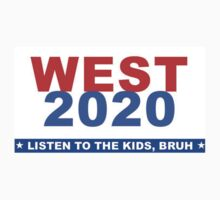 Kanye West for President 2020 by Brian Nachtrab