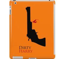 Dirty Harry - Gun iPad Case/Skin
