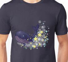 Little Star Whale Unisex T-Shirt