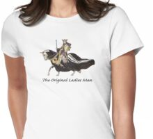 The Original Ladies Man Womens Fitted T-Shirt