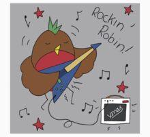 Rockin' Robin One Piece - Short Sleeve