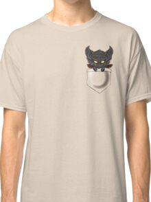Dragon Pocket Tee Classic T-Shirt