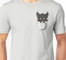 Dragon Pocket Tee Unisex T-Shirt