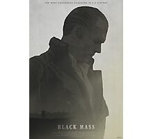 Family Secret - Black Mass Photographic Print