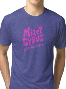 MC And Her Dead Petz Tri-blend T-Shirt