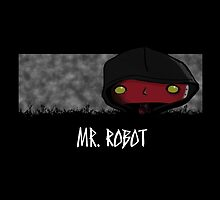 Bad Mr. Robot by SallySparrowFTW