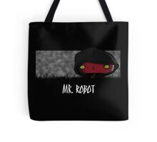 Bad Mr. Robot Tote Bag