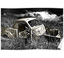 Rust In Peace- Barwon Heads Road Outer Geelong Poster