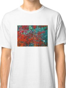 Leaves In The Breeze Classic T-Shirt
