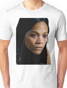 Zoe Saldana Unisex T-Shirt
