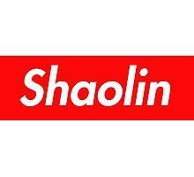 Shaolin Photographic Print