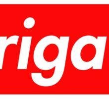 Arigato Sticker