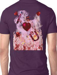 i heart u graphic Unisex T-Shirt