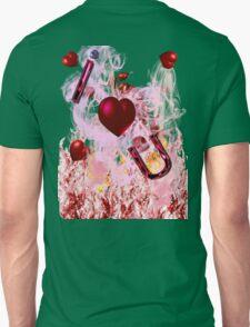 i heart u graphic T-Shirt