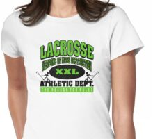Lacrosse Athletic Dept Womens Fitted T-Shirt