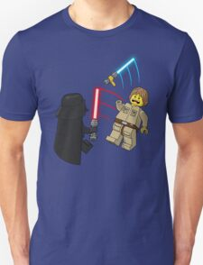 Space Brick Battles Unisex T-Shirt