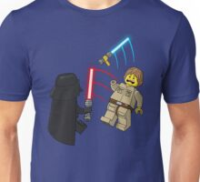 Space Brick Battles Unisex T-Shirt